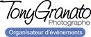 Tony Granato Photographe Logo